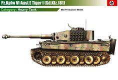 Pz.Kpfw VI Ausf.E Tiger (mid production model)