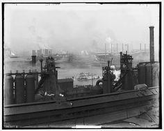 Jones and Laughlin steel mills, Pittsburgh, Pa.