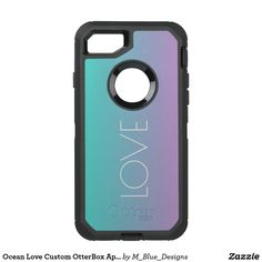 Ocean Love Custom OtterBox Apple & Samsung Case