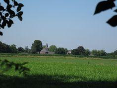 ons uitzicht: De Keurhorsterkerk.