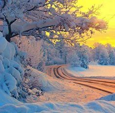 Winter in Norway . The winterlandscape. Photo: Paul-Erik Plaum Winter in Norway I Love Snow, I Love Winter, Winter Snow, Winter Christmas, Winter Road, Winter Light, Christmas Morning, Christmas Photos, Merry Christmas