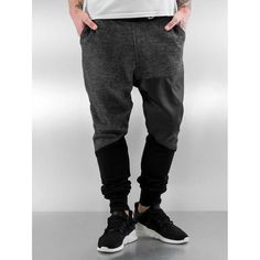 Shop online Bangastic Men's Sweat Pant Knit in grey from CompleX. fashionable sweatpants for mendrawstring inside waistbandwaistband with logo printside pocketsback pocket with logo patchblickfang end leatherette Detailslow crotchdecorative seams aroun Mens Fashion Online, Online Fashion Stores, Men's Fashion, Mens Sweatpants, Parachute Pants, Men's Pants, Knitting, Grey, Shopping