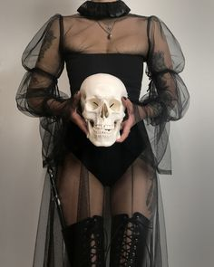 Macbeth dress + Lace Trim collar + Marybelle bustier + Thigh Girdles How To Wear Lace Clothing Lace Dark Fashion, Gothic Fashion, High Fashion, Womens Fashion, Emo Fashion, Style Fashion, Latex Fashion, Steampunk Fashion, Style Indie