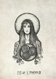 Danu….Celtic (Irish) Goddess, the mother of The Dagda the All father, Creation Goddess, and Mother of the Tuatha de Danaan. Aspect of the Morrigan or Triple Goddess. Considered to have been an early form of Anu, the Universal Mother. Patroness of wizards. Symbolizes rivers, water, wells, prosperity, magick, and wisdom. Tuatha de Danaan literally means Children or Clan of Danu. The Tuatha de Danaan are the Fae folk of Ireland.