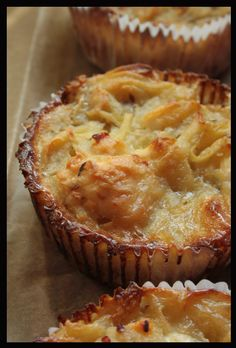 the Old Curiosity Shop: Potato Muffins with Macedonian Feta