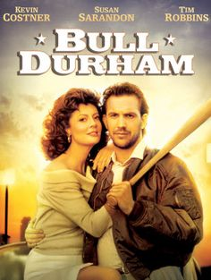 Bull Durham | Susan Sarandon | Kevin Costner | Tim Robbins