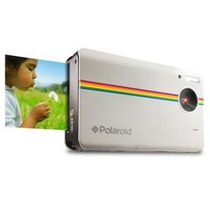 New school poloroid camera. so cool. Really want it ........ Will never have :(