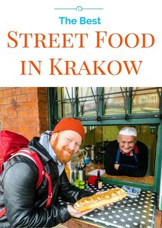 So much to see, do and eat in Krakow!