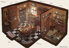 ArtStation - Room 2, Shao Yen Mac