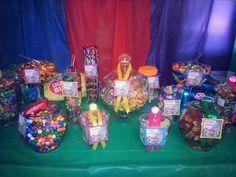 Birthday / Candy, Candyland, Candy Land - Photo Gallery at Catch My Party Picnic Birthday, Birthday Candy, Baby 1st Birthday, 1st Birthday Parties, Birthday Ideas, Candy Land Theme, Candy Party, Candyland, First Birthdays