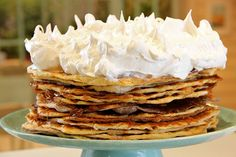 Rogel Candy Recipes, Sweet Recipes, Cookie Recipes, Dessert Recipes, Desserts, Argentina Food, Sweet Pastries, My Dessert, Colorful Cakes