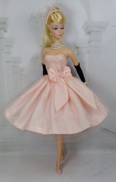 The Ballet for Silkstone Barbie. Visit the post for more.