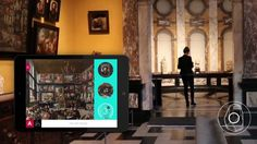 IBEACON _ _ _ _ _Apple iBeacon technology applied to classical art in Antwerp Museum
