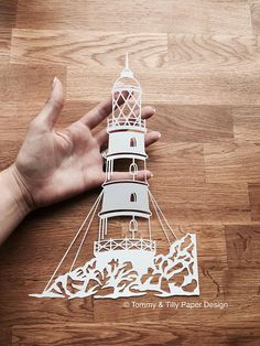NEW Half price for the first 24hrs Lighthouse SVG PDF Design