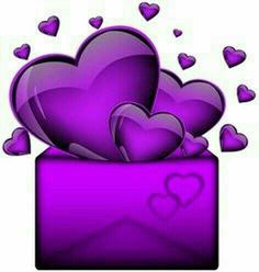 Purple Love, All Things Purple, Shades Of Purple, Pink Purple, Purple Stuff, Purple Hearts, Purple Pages, Papillon Rose, Alphabet