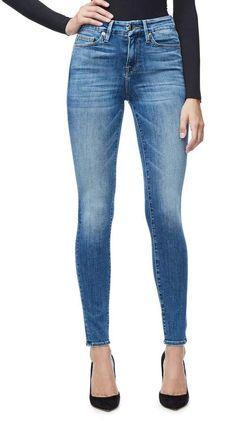 12983df2d66 Good American Good Legs Jeans - Blue107 Skinny Fit