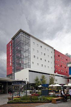 Hotel Encore Guadalajara.  Diseño Arq. Miguel Echauri y Arq. Álvaro Morales.  Fotografía Onnis Luque