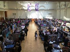 Enchanted Textile Design: The London Print Design Fair with UK surface patte...