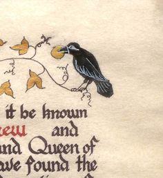 crows ravens rooks | Dark Side Scribe: A murder of crows....