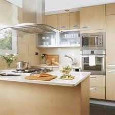 Resultado de imagen para cocinas pequeñas en forma paralela #cocinaspequeñasminis