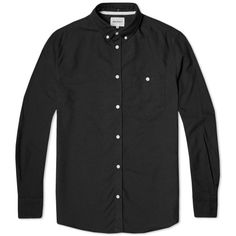 Norse Projects Anton Oxford Shirt (Black)