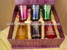 Moroccan Tea Glasses - Buy Moroccan Tea Glasses,Moroccan Glasses Wholesale,Casablanca Glasses Product on Alibaba.com