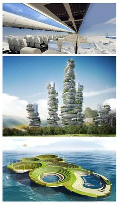 These 10 futuristic design concepts could change the way we all live. http://www.mymodernmet.com/special2/jetblue-10-futuristic-designs-change-way-live #OneThingThatsGreen #GoGreen