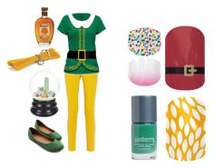 """""""Guess the Christmas Movie - Jamberry Nails"""" by kspantonjamon on Polyvore featuring beauty, M Missoni, Ollio, Alessi and Saks Fifth Avenue"""