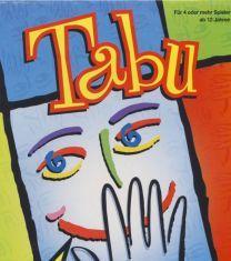 Tabu Spiel Englisch