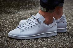 Adidas Stan Smith Adicolor Reflective Halo Blue
