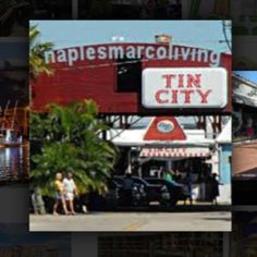 Tin City Naples, Florida