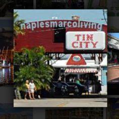 Tin City Naples, Florida