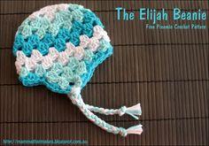 Mamma That Makes: The Elijah Beanie