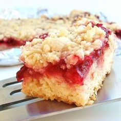 Cranberry Squares - Allrecipes.com