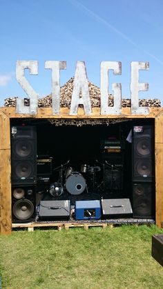 Smallest stage Amsterdam