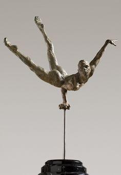Richard MacDonald sculpture