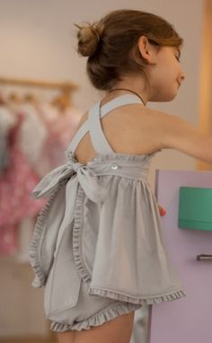 #inspiración ropa de niños.