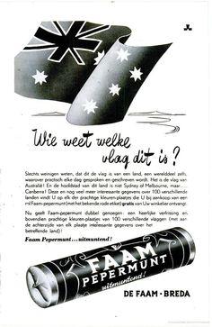 1951 de faam reclame breda pepermunt