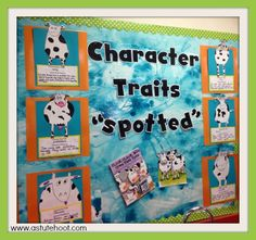 BLOG: Creative Ways to Teach Character Analysis using Click Clack Moo and Charlotte's Web
