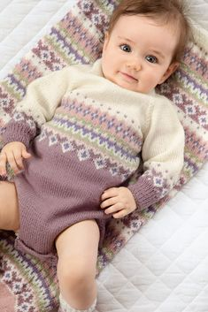Dale gull & fin retro til baby & kids Baby Knitting Patterns, Jumpers, Knit Crochet, Baby Kids, Pullover, Retro, Sewing, Sweaters, Fashion