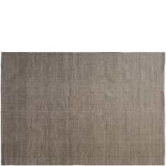 This rug is made of a blend of wool and jute.