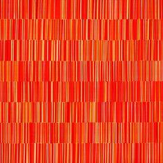 Nikola Dimitrov (German, b. 1961), RoterKlangRaum, 2013. Pigments, binders and solvents on canvas, 160 x 160 cm.