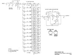passive modular synth circuit schematics - Google Search