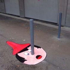 #lol Some great examples of graffiti - funny and creative stuff. #graffiti #vandalism