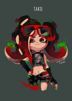 See more 'Splatoon' images on Know Your Meme! Nintendo Splatoon, Splatoon 2 Art, Splatoon Comics, Nintendo Characters, Fan Art, Monster Girl, Super Mario Bros, Anime Manga, Character Design