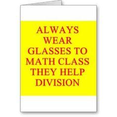 Funny+Math+Jokes | Funny Math Jokes Cards & More