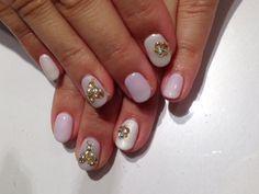 Heart nail ☆ of image | Shibuya, Shinjuku at home Nail Salon C & Knail blog