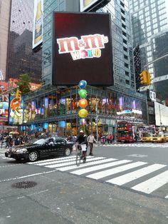 Loja m em Times Square, Nova York