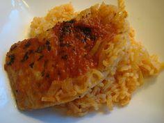 Off the Wheaten Path: Gluten Free Pork Chop and Rice Casserole