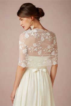 Nicolette Wrap from BHLDN